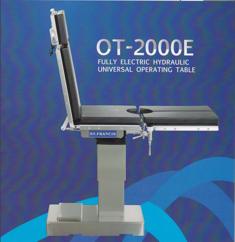 OT-2000 Universal Operating Table Electric
