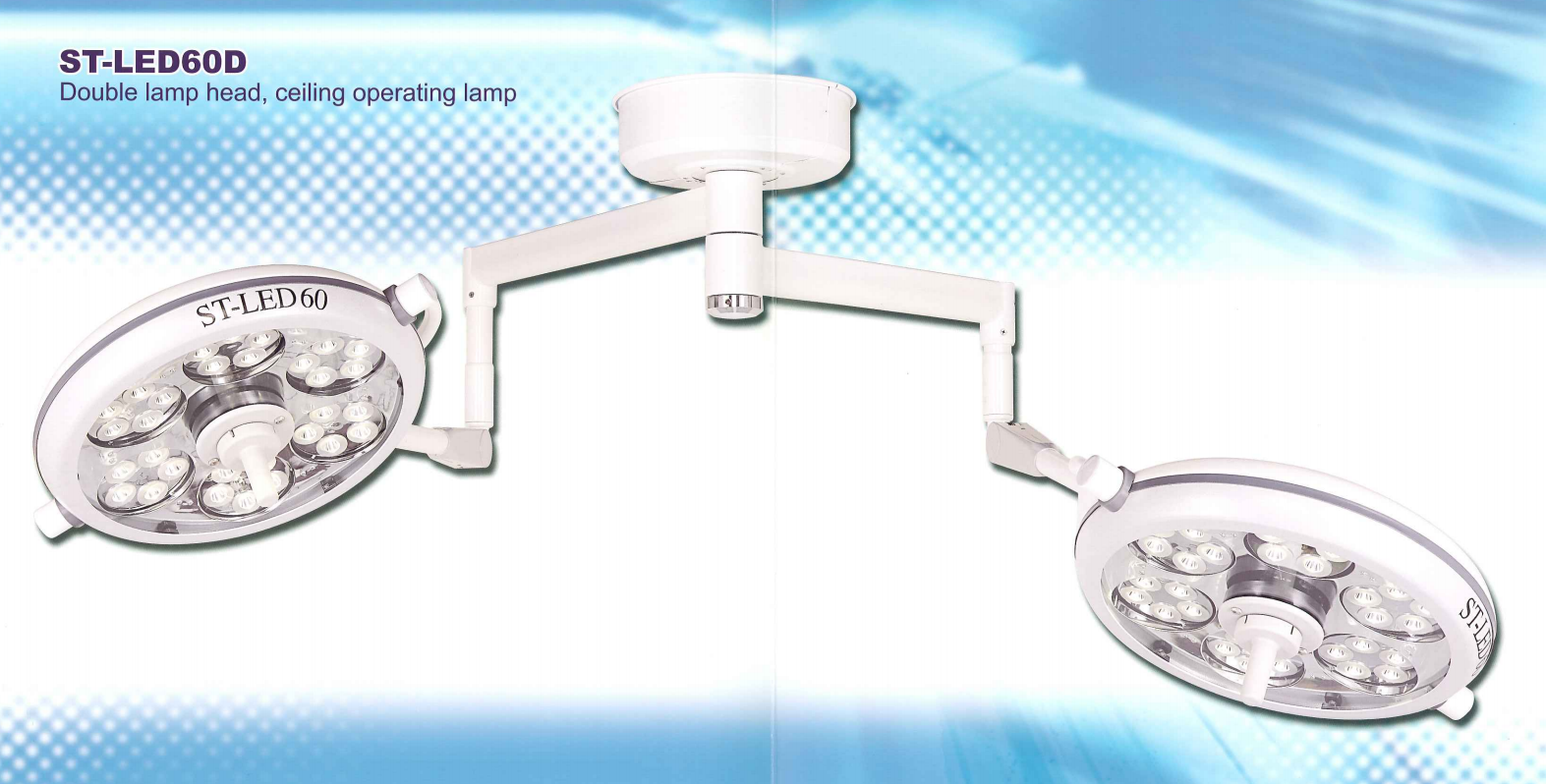 ST-LED60 LED Operating Lamps